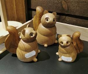 Bilde av Andersen Squirrel Trefigur i