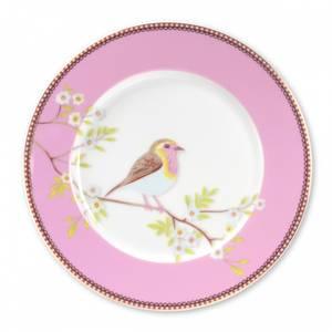 Bilde av PIP Fat med fugl ø21