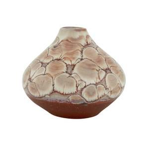 Bilde av Amela - Vase Brun keramikk